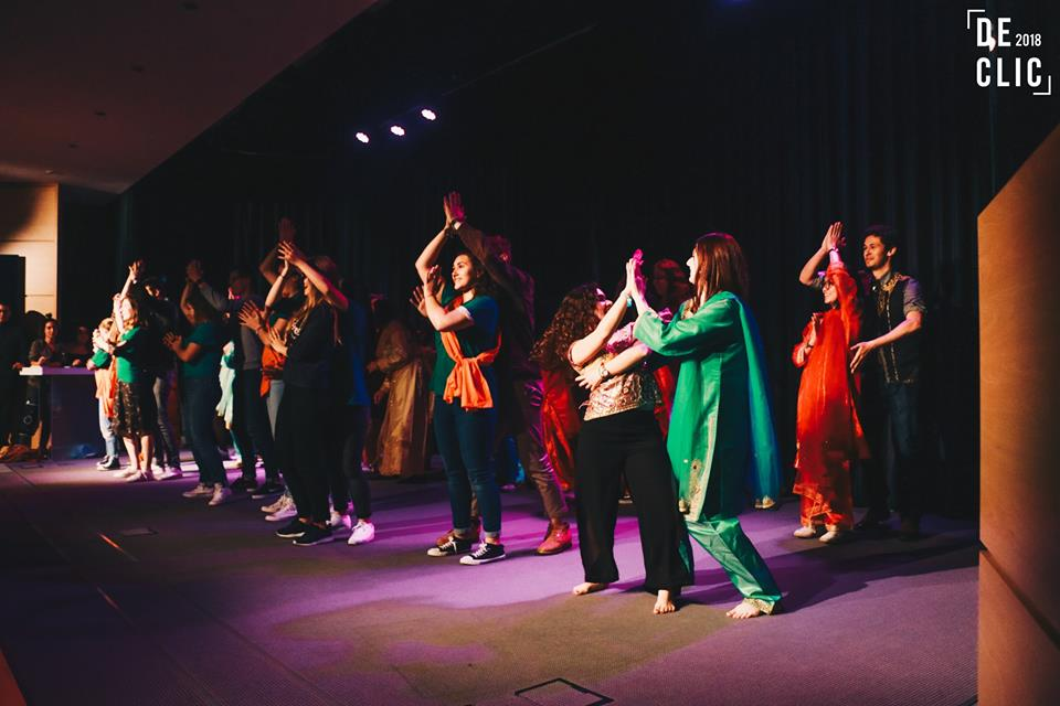 danse finale SDT